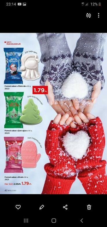 Bezekli maskalar - Azərbaycan: Super bezekli sabunlar