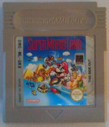 Nintendo Game Boy игры Некоторые картриджи имеют незначительные