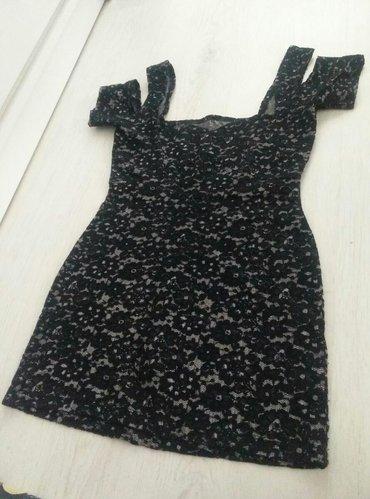 Cipkana mini haljina