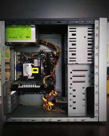 настольный компьютер в Кыргызстан: //Corei5/RX460-4GB/4GbDDR3--------------------------------------------
