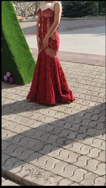 Личные вещи - Манас: Продаю вечернее платье. Одевала платье всего лишь раз. Брала за 11.000