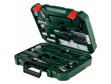 Instrumenti - Nis: 111 Delni set .3 burgije za drvo, mm 3 burgije za kamen, mm 18 bitova