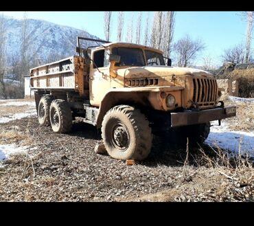 машина урал в Кыргызстан: Продаю урал самосвал в хорошем состоянии  Машина на ходу  + есть мотор