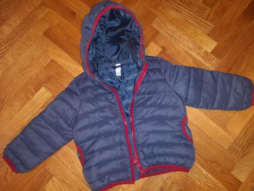 IDEXE, zimska jaknica, vel. 18 mes - Crvenka