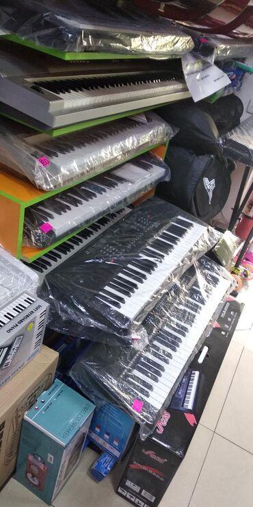 Синтезаторы - Азербайджан: Sintezator ve Elektron Pianino lar &-___RK GROUP Musiqi Alətləri M