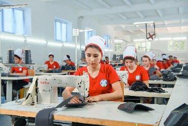 швейная машина веритас цена в Кыргызстан: Швея Прямострочка. 1-2 года опыта. Аламедин рынок