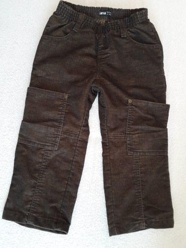 Pantalone za male dečake, veličina 92-98 - Nis