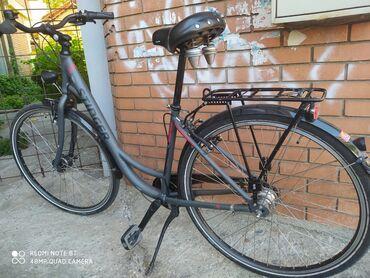 """  Knjazevac: Bicikl marke """"Stingers"""""""