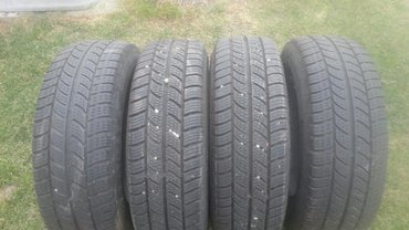 Gume 195 / 70 R 15 C CONTINENTAL M + S - Zrenjanin