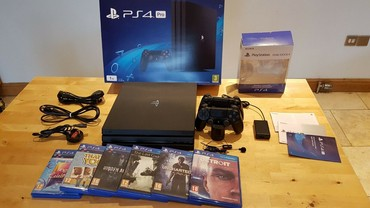 Για την πώληση BRAND NEW SEALED Sony PlayStation 4 Pro 1TB σε Adamantas
