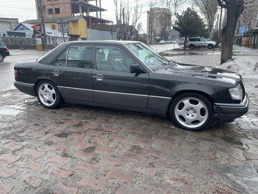 завод кирпичный в Кыргызстан: Mercedes-Benz W124 2.2 л. 1993 | 245000 км