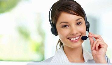 Call center, кыргызча орусча жакшы суйлогон в Бишкек