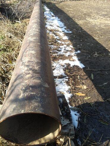 труба квадрат 50х50 цена бишкек в Кыргызстан: Труба 10,50м, стенанын калындыгы 7 мм,диаметр 270мм