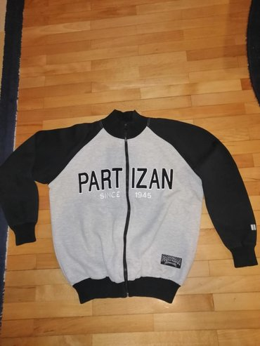 Orginal suknjacine - Srbija: Partizan duks orginal vel M