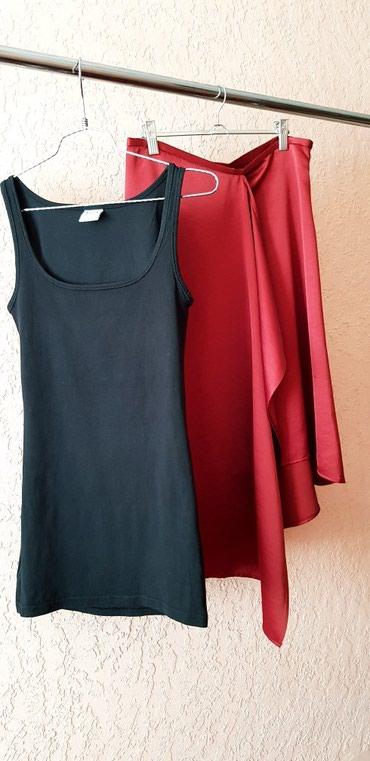 Атласная юбка от KOTON, новая. тут такого в Бишкек