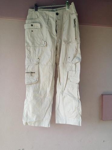 Muška odeća | Prokuplje: Denim original muske pantalone nove ne nosena. Velicina 32/34 ili L