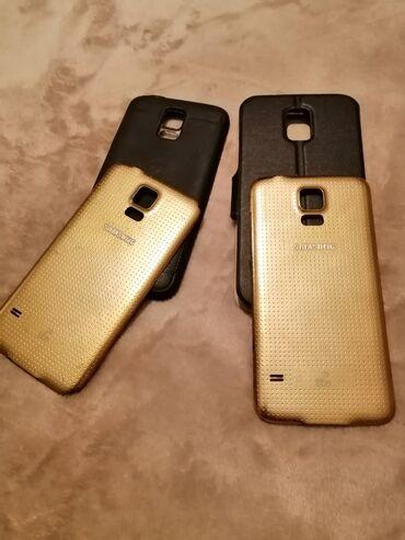 Samsung - Qobu: Yeni Samsung Galaxy S5 16 GB qara
