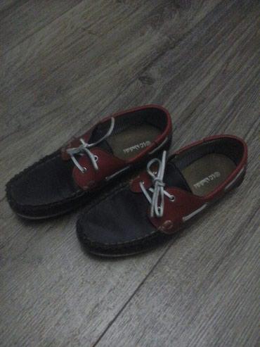 женская обувь в наличии в Кыргызстан: Макасы на мальчика 32р.в хор . состоянии, L Waikiki
