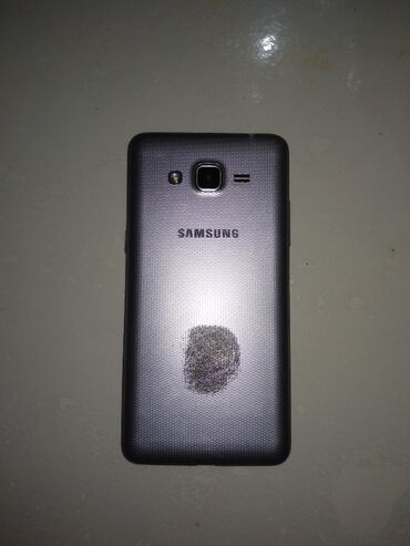 Samsung galaxy star - Кыргызстан: Б/у Samsung Galaxy J7 8 ГБ Серый