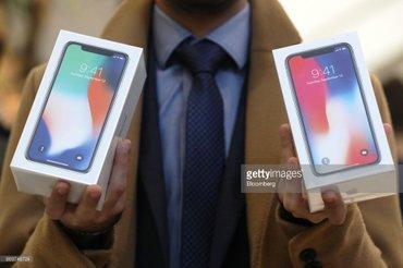 Bakı şəhərində iphone x 64GB butun rengler elde varrriphone x 64GB 2550aznbutun