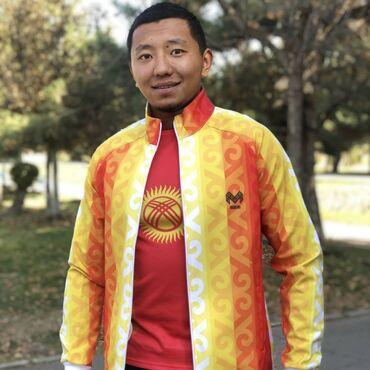 Спортивные костюмы в национальном стиле