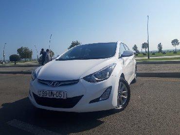 avtomobil icarəsi - Azərbaycan: Hyundai Elantra icaresiYENİ İLƏ ÖZƏL KOMPANİYALARHər Nov