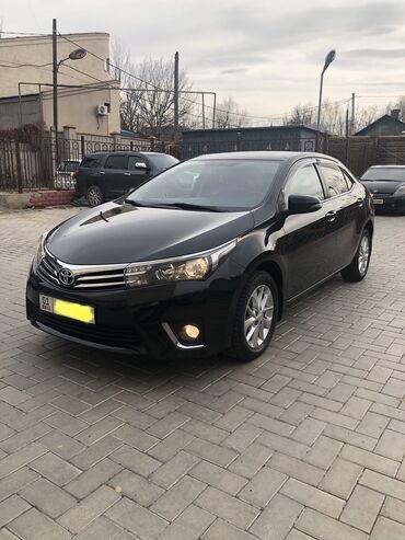 купить диски тойота камри в Кыргызстан: Toyota Corolla 1.6 л. 2014   24500 км