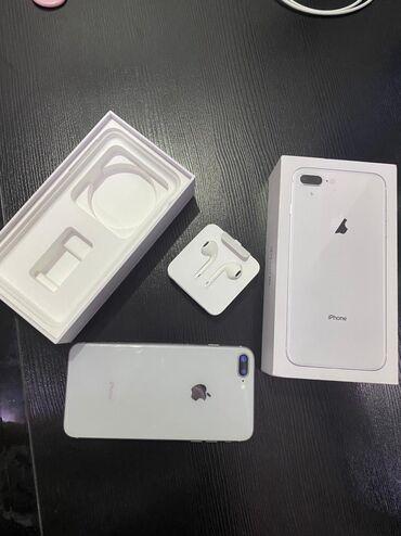 iphone qablari - Azərbaycan: İşlənmiş iPhone 8 Plus 64 GB Gümüşü