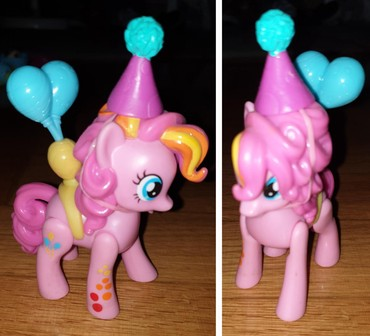 Fly ff246 - Srbija: Pinkie pie - moj mali poni - my little pony - flying pony equestria