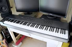 миди клавиатура m audio oxygen 88, молоточковая механика в Бишкек