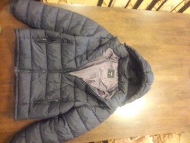 продам европоддоны в Кыргызстан: Куртка мужская зимняя . Цвет темносиний. Размер 2xl . Покупали в