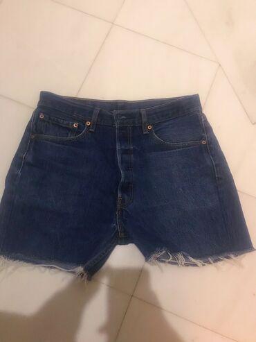 Levi's 501 shorts. Size 33