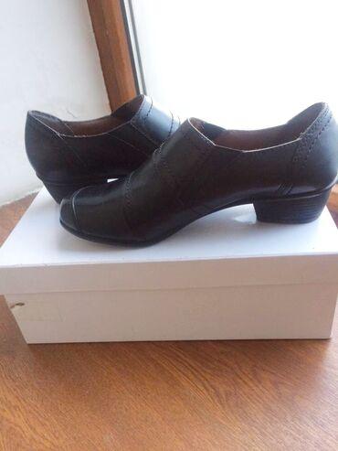 Женская обувь - Кыргызстан: Ботильоны деми новые,продаю,потому что размер не подошёл,покупала в