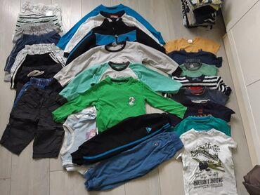 Dečija odeća i obuća - Ruski Krstur: Paket garderobe za uzrast 3 godine