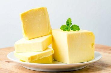 Молочные продукты и яйца - Кыргызстан: Продаю оптом и в розницу масло и сливки! Масло 72,5% жирности, 100% на