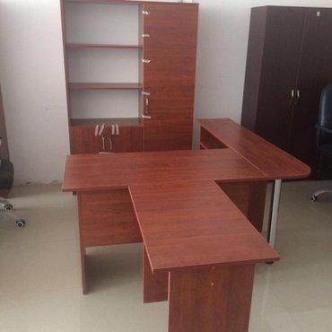 Bakı şəhərində Ofis mebeli komplekti sifarisle