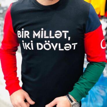 yeni doğulmuşlar üçün bodilər - Azərbaycan: Bi̇r mi̇llət i̇ki̇ dövlət (köynək) ölçülər: m-3xli̇nstagram