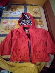 Dečije jakne i kaputi | Bor: Prolecna jakna,ocuvana, malo koriscena, vel.4-5