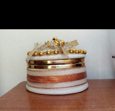 Kutija za nakit - Belgrade