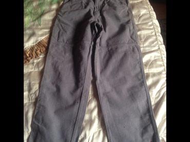 Nove debele,tople pantalone.Kvalitetnog materijala.Kuplene u - Smederevo