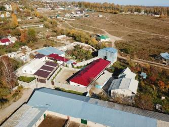 ферму металлическую 7м в Кыргызстан: Продам благоустроенный конно-спортивный клуб,Иссык Куль, Ор-р