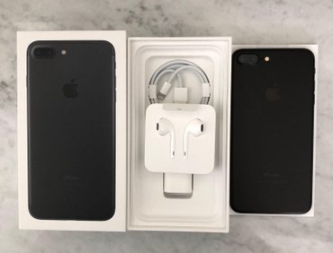 Apple iPhone 7 και 128GB - Jet Black σε Central Thessaloniki
