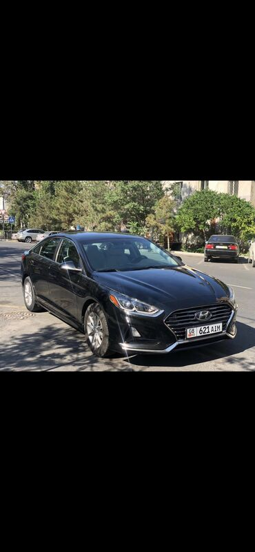 соната бишкек in Кыргызстан | ДРУГОЙ ДОМАШНИЙ ДЕКОР: Hyundai Sonata 2.4 л. 2017 | 25321 км