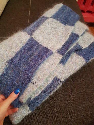 двуспальное одеяло из шерсти в Кыргызстан: Новый плед из шерсти 108см на 95см
