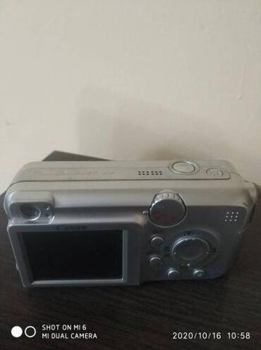 Шпионская видеокамера - Кыргызстан: Срочно продаю цифровой фотоаппарат Canon A460 5.0 МП с чехлом б\у в