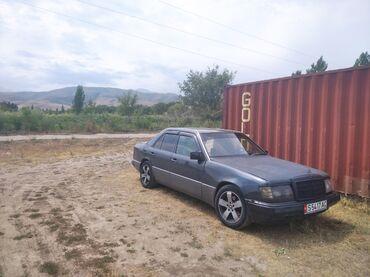 Mercedes-Benz в Кок-Ой: Mercedes-Benz E 230 2.3 л. 1990
