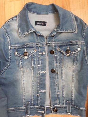 Dečije jakne i kaputi | Uzice: Teksas jaknica,za devojcice,prelepa,dobrog kvaliteta,fino ocuvana,bez
