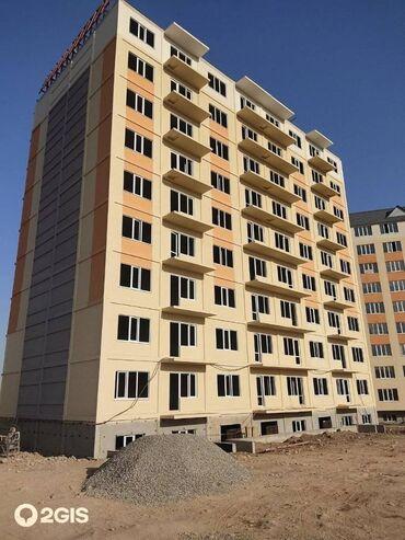 квартира берилет кок жар in Кыргызстан | ҮЙЛӨРДҮ САТУУ: Элитка, 1 бөлмө, 53 кв. м