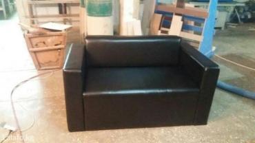 Продаю диван 2х местный в Лебединовка