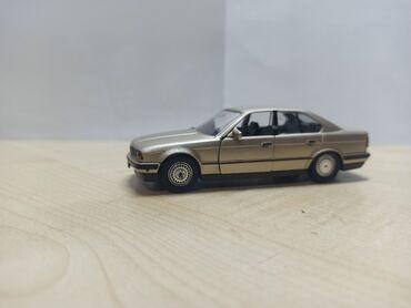 Искусство и коллекционирование - Кыргызстан: Продаю коллекционную модель BMW E34 РАРИТЕТ в масштабе 1:43 фирмы